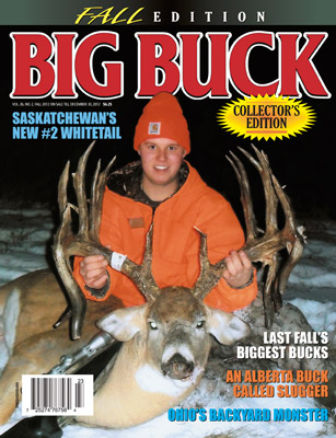 Canadian Outdoorsman Hunting Magazine